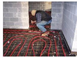 Concrete slab insulation concrete slab blueboard for Concrete wall insulation wrap